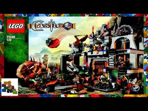 LEGO Instructions - Castle - 7036 - Dwarves' Mine (Book 1)