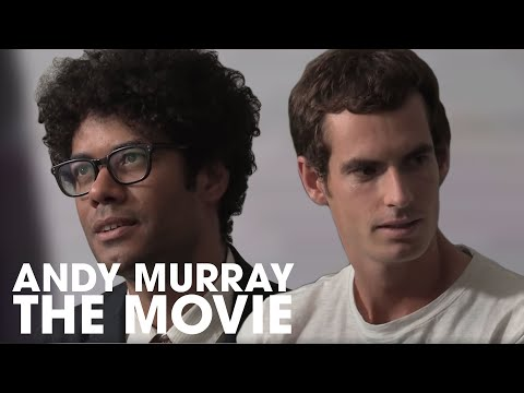 Andy Murray The Movie Pt. 2   Stand Up To Cancer
