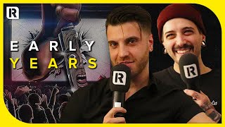 Ice Nine Kills On Their First Shows & Band Names - Early Years