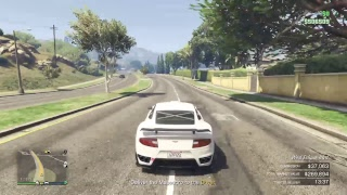Playing GTA Online and selling some import/export vehicles and doing business battles