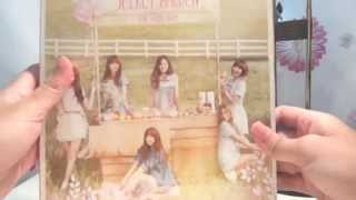 unboxing - Apink Secret Garden album