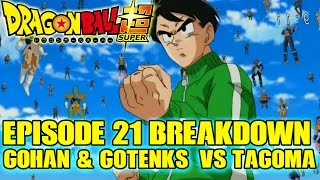 Dragon Ball Super - Episode 22 Preview + Episode 21 Breakdown The Revenge Begins!
