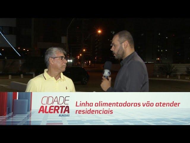 Linha alimentadoras vão atender residenciais do Eustáquio Gomes