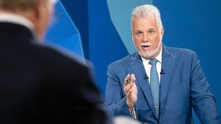 Quebec leaders square off in first debate | Power & Politics