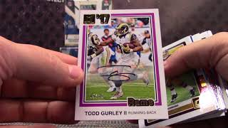 2017 Absolute, Elite, Donruss, Pantheon & Trinity NFL 5 Box Serial #s GB thumbnail