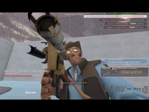 Hacking on TF2: Old School Hack (Played by xiConnor)