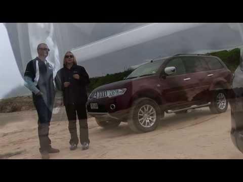 2010 Toyota Prado & Mitsubishi Challenger comparison car review and road test