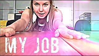 ❤МОЯ РАБОТА❤ Где, кем, как. Идеальная работа для девушки(Что я делаю на работе? Кем, где и как я работаю, чем занимаюсь, нравится ли мне моя работа, на что ориентирован..., 2014-06-20T18:35:43.000Z)