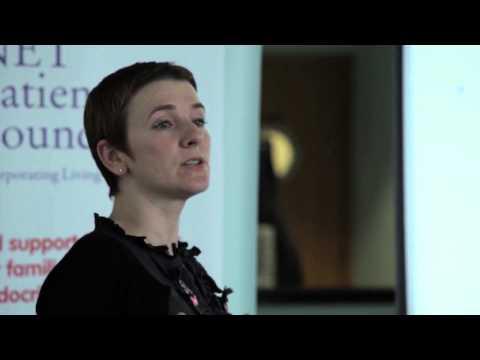 NET treatments: managing the side effects by Elizabeth Quaglia.