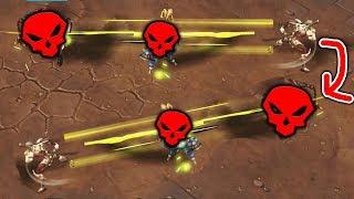Overwatch - Best Genji Dash RESETS