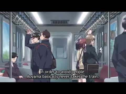 Keppeki Danshi! Aoyama-Kun Episode 3 English Sub