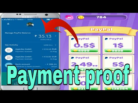 Best App 2018 Free Earning Money Coin Pop How To Make Free PayPal Cash From  Coin Pop App#CoinPop App