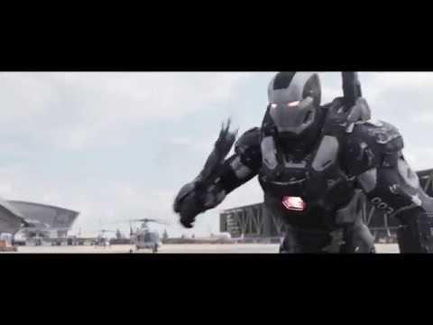 Captain America 3 - Civil War - Airport Fight |official clip (2016)