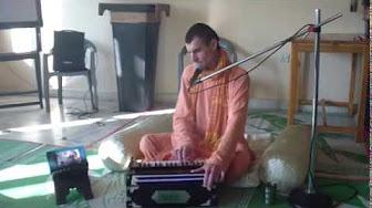 Шримад Бхагаватам 8.1.1 - Вальмики прабху