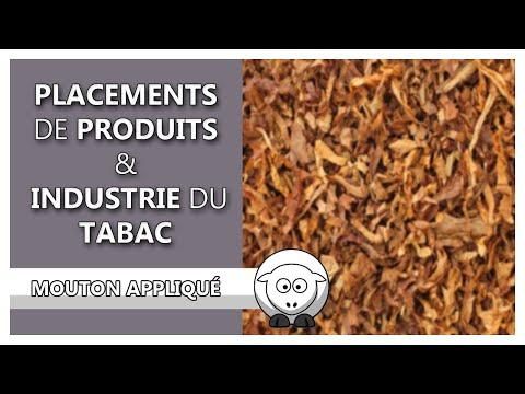 Les placements de produit  : le dangereux exemple de l'industrie du tabac