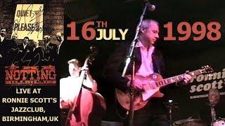 [50 fps] The Notting Hillbillies (feat Knopfler) LIVE 16th July 1998 — Ronnie Scott's, Birmingham