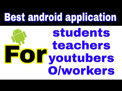 Cam Scanner   Best Android Application   Technical Tanveer Asghar