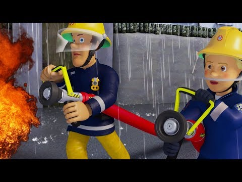 Download Youtube: Fireman Sam New Episodes | The best sleepover ever 🔥 1 Hour Epic Saves 🚒 Cartoons for Children