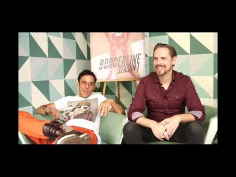 Borderline Exclusive Interviews Wilmer Calderon and Eric Curtis Johnson