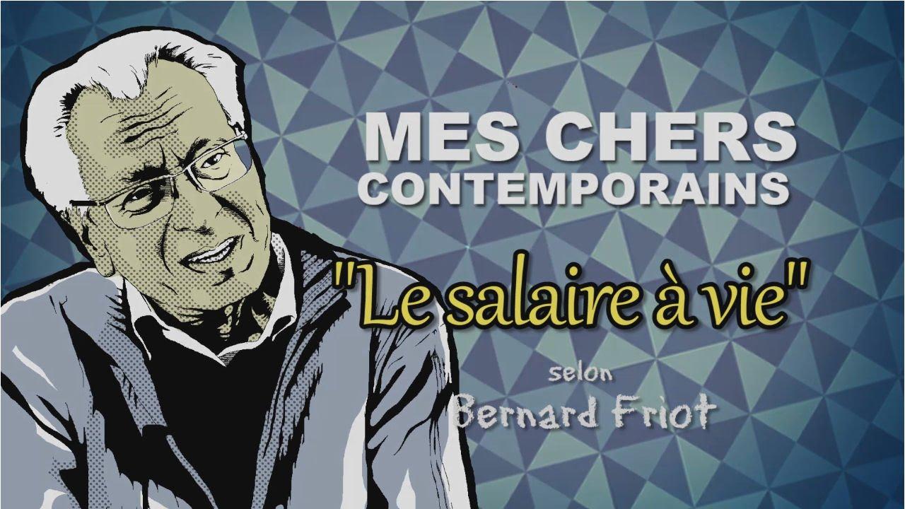 Le Salaire à Vie (Bernard Friot) - YouTube