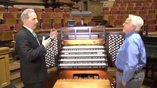 Doug Wright tours the Tabernacle