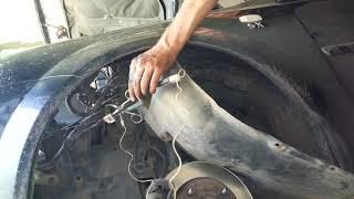 Не работает моторчик омывателя лобового стекла На Шевроле Лачети 1.8