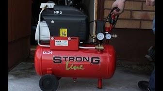 Öljynvaihto - Strong Line 24L