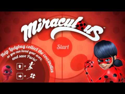 Мультик игра Бродилка Леди Баг (Miraculous Ladybug)