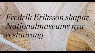 Restaurang Nationalmuseum öppnar 13 oktober