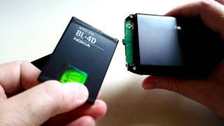 Replacing the Nokia N8's antenna cap