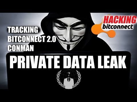 HACKING Bitconnect 2.0! Dark Web Tracking & Catching The Conman