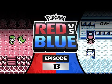 Pokemon Red and Blue Versus - EP13 | A Legendary Encounter!
