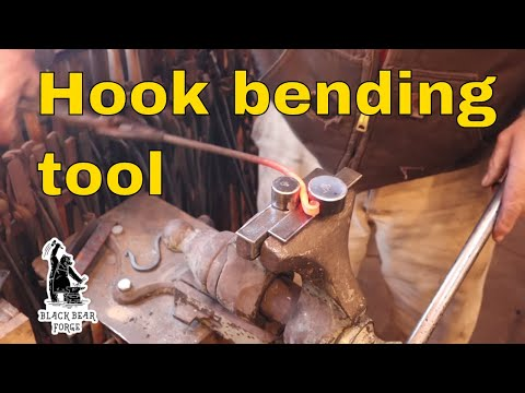 Hook bending jig - review