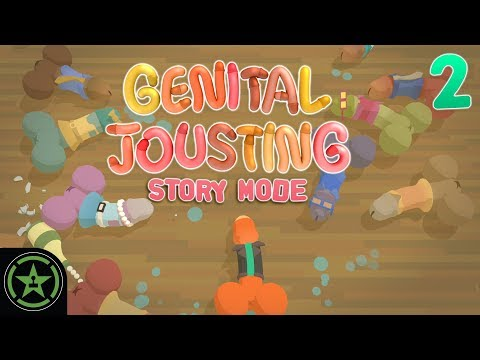 Let's Watch - Genital Jousting: Story Mode (Part 2)