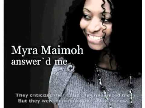 Myra Maimoh - Killing Me