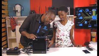 Unintentional ASMR 🖥️ Carefully Unboxing & Installing Video PC (Kenya IT Show)