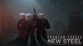 Directo de Roblox [New Steel II] Phantom Forces