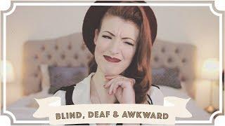 Deaf, Blind and Awkward // Helen Keller // #DisabilityHistoryMonth [CC]