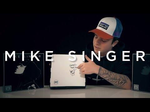 MIKE SINGER - UNBOXING VON DEJA VU