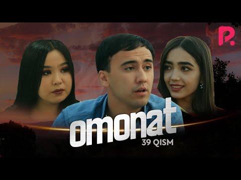 Omonat (o'zbek Serial) | Омонат (узбек сериал) 39-qism