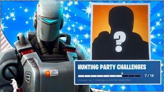 NEW ROBOT SKIN! | English Fortnite