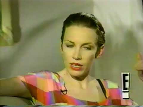 Annie Lennox Extreme Close Up interview Part 1