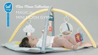 Video: Taf Toys Magical Mini Moon mängumatt