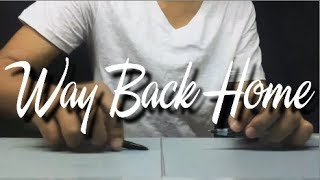 WAY BACK HOME || 숀 (SHAUN) || Pen Tapping cover by Seiryuu