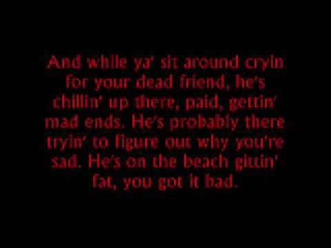 Pass Me By-ICP With Lyrics