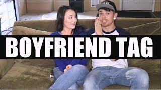 THE BOYFRIEND TAG ♡ How We Met! ♡ Kristina Hailey