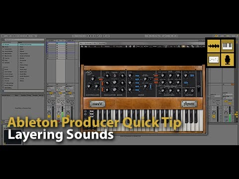 Layering Sounds in Ableton Live | Ableton Producer | Computer Music Academy