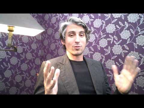 George Lamb interview - Cheltenham Literature Festival 2011