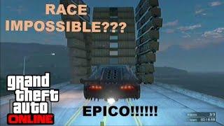 Race Imposible - EPICO!!!!! - Carreras - GTA ONLINE - ZACK90