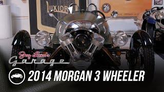 homepage tile video photo for 2014 Morgan 3 Wheeler - Jay Leno's Garage